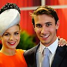 Emma Freedman and Tim Myers by MacLeod