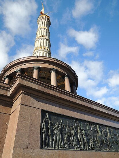 Victory Column Berlin by CreativeEm