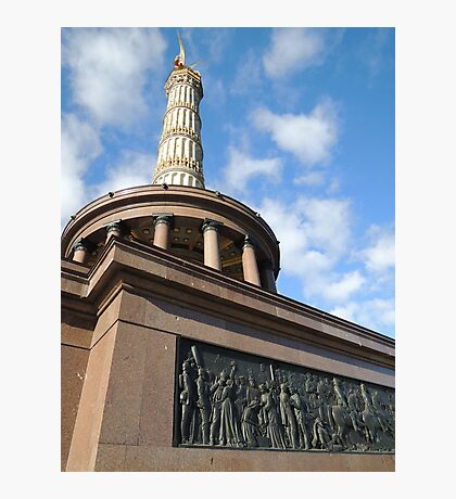 Victory Column Berlin Photographic Print