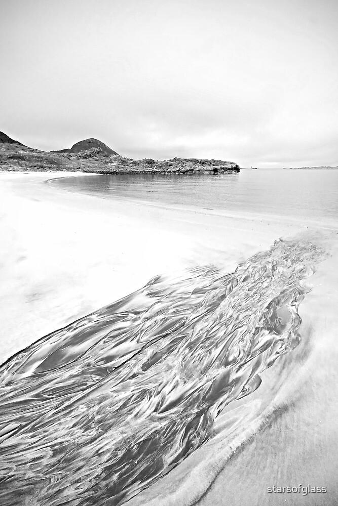 Beach at Stø, Norway by starsofglass