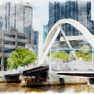 Across the Yarra by Lynda Heins