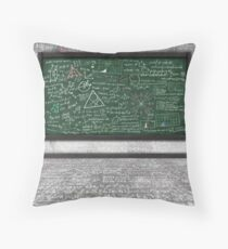 maths formula Throw Pillow
