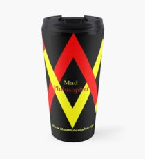 MadPhilosopher Branded Merch Travel Mug