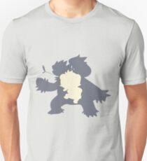 PKMN Silhouette - Pancham Family Unisex T-Shirt