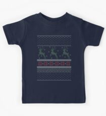 Ugly Sweater - Colour Kids Tee