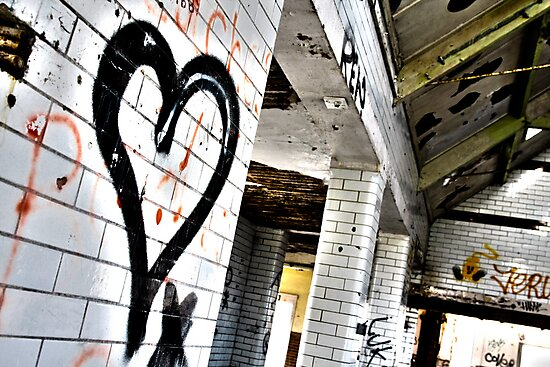Love in Ruin by johnnytourettes