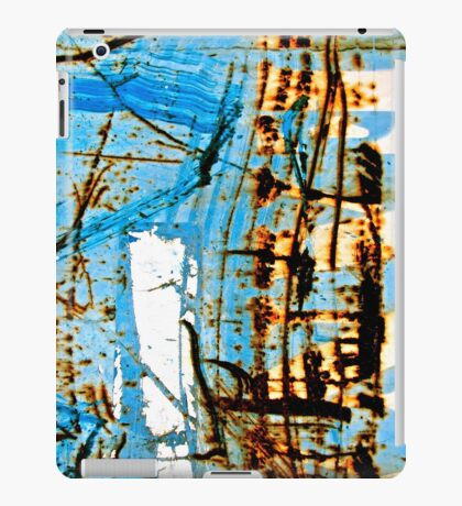 Blue Industry iPad Case/Skin