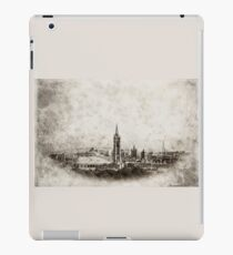 Dublin City In The Rare Ould Times iPad Case/Skin