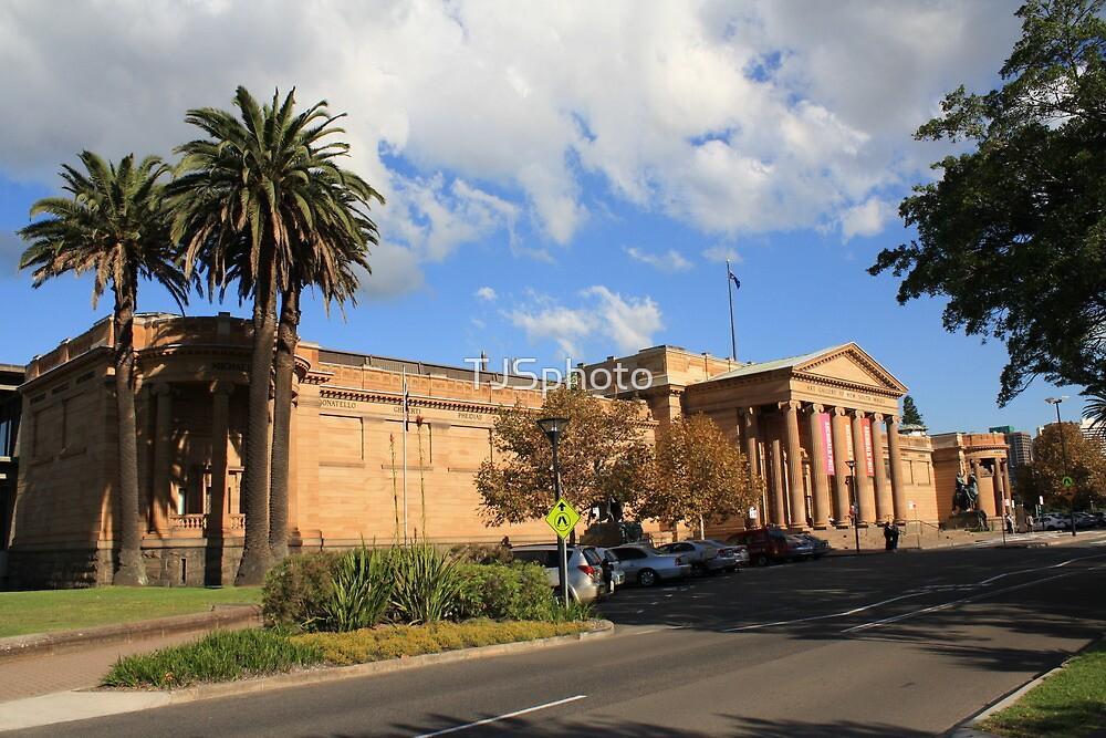 Art Gallery of NSW by TJSphoto