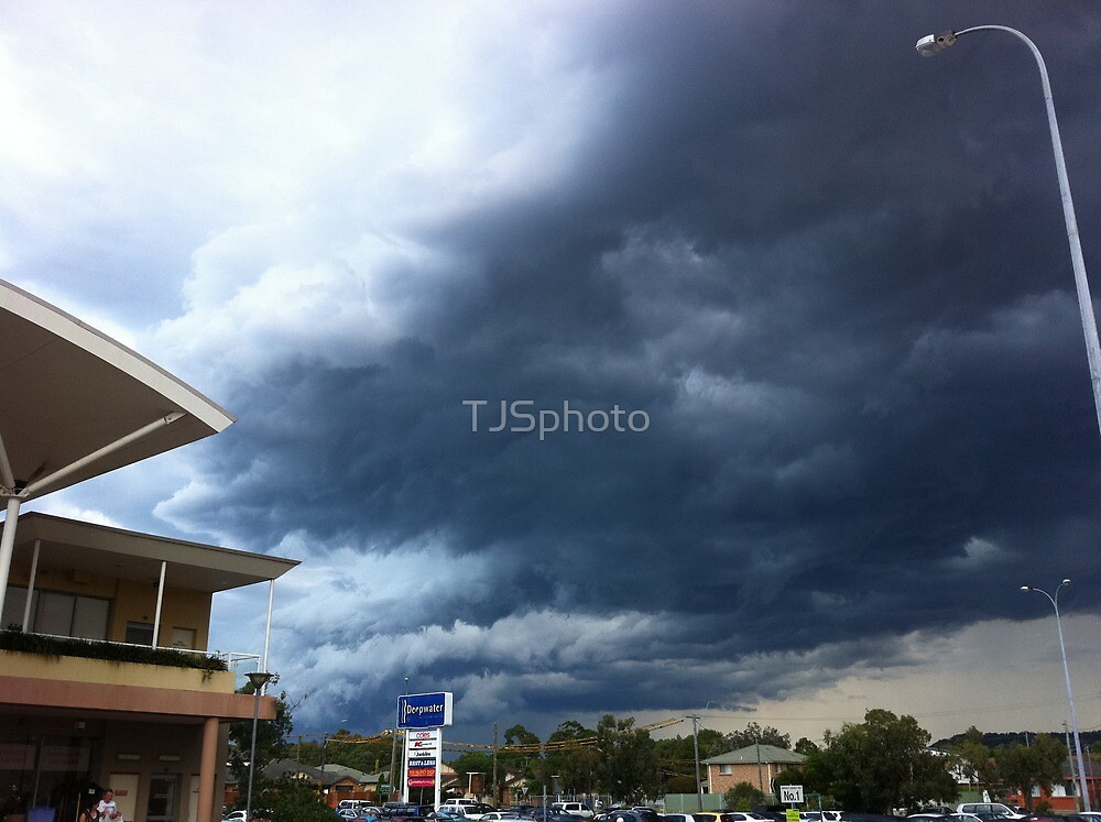 Storm Clouds by TJSphoto