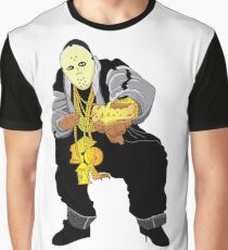 Ghostface Killah Graphic T-Shirt