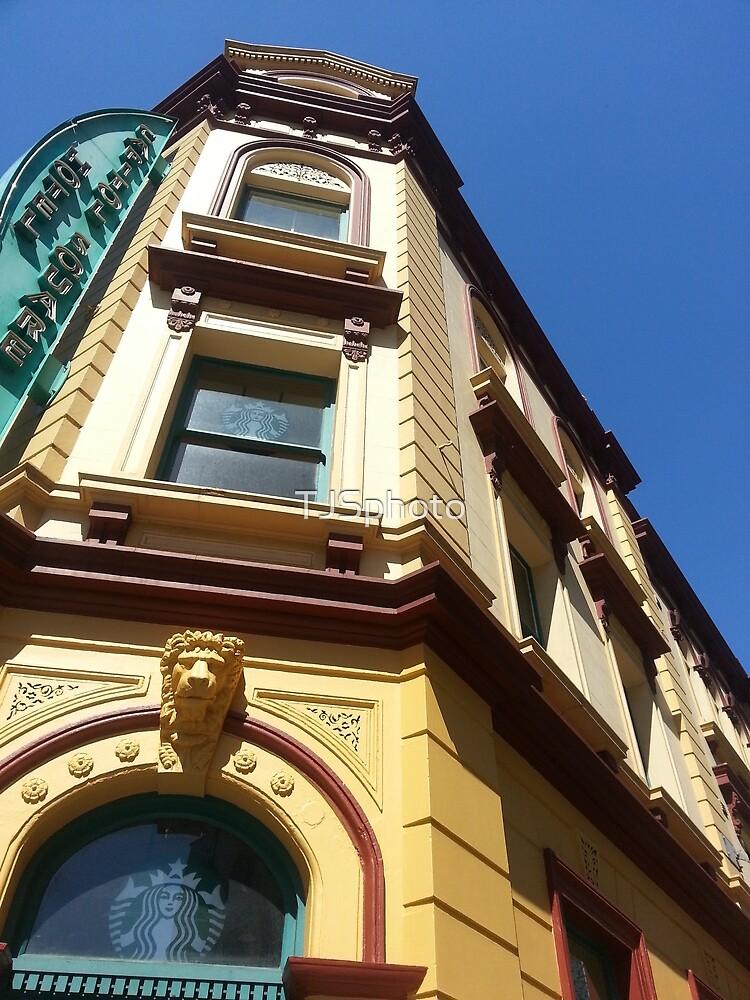 George Street Sydney by TJSphoto