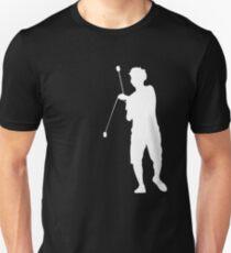 Yoyo Double A Silhouette White T-Shirt