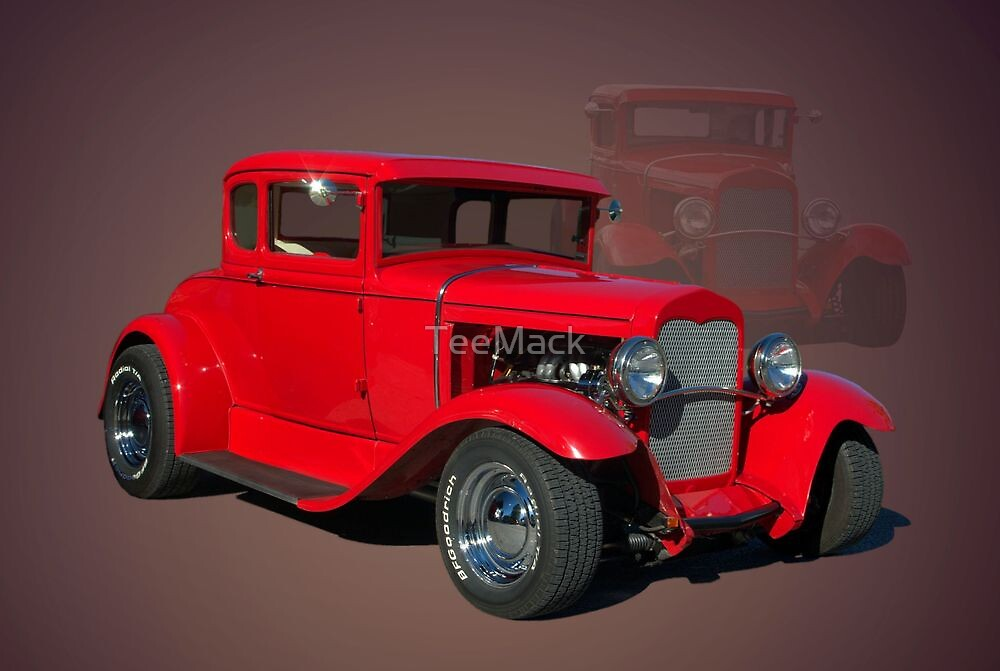 1929 Ford Hot Rod by TeeMack