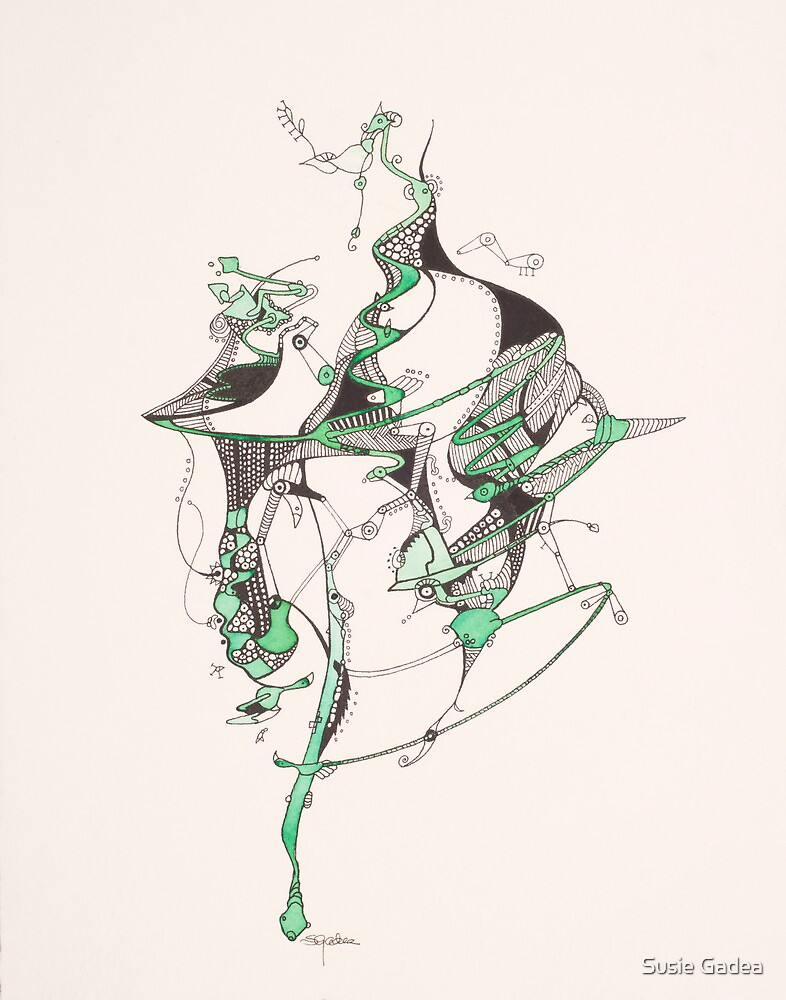 Possibilities by Susie Gadea