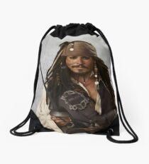 Captain Jack Sparrow  Drawstring Bag