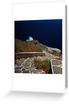 Sifnos (Kastro), Greece by MaxKvitkov