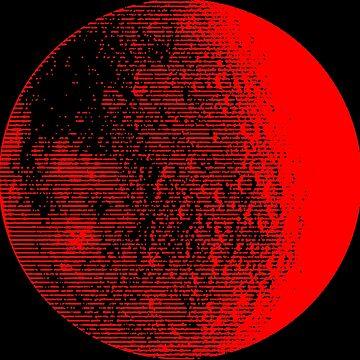 Far side of the moon by bellingk
