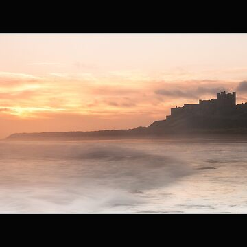 Bamburgh Castle by tontoshorse