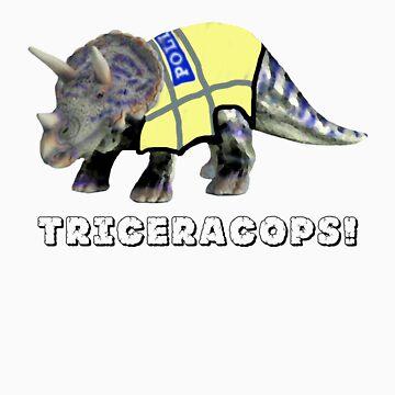 TriceraCops! by MrPeterRossiter