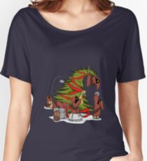 Utini Christmas Women's Relaxed Fit T-Shirt