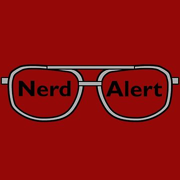 Nerd Alert! by d3mentia