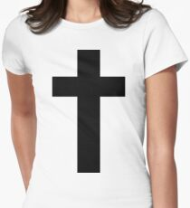 Cross (Faithful to God) T-Shirt