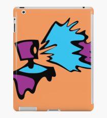 Neon Graffiti iPad Case/Skin