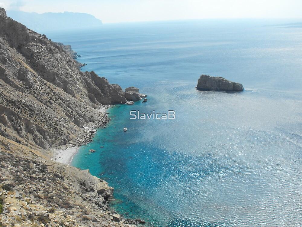 Greece: Amorgos Island 2 by SlavicaB