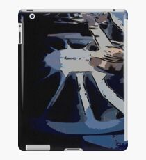 Train Wheel iPad Case/Skin