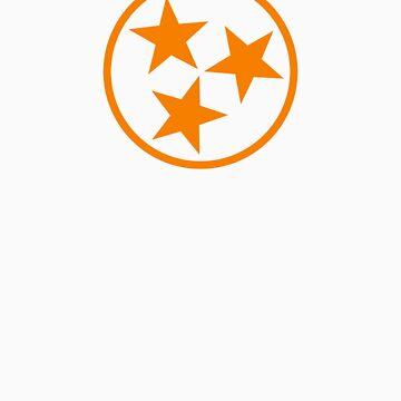 tristar - orange by chaneyforkriver