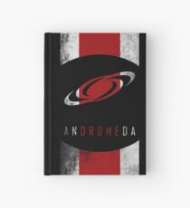 N7 Andromeda Hardcover Journal