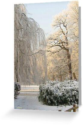 December by Gilberte