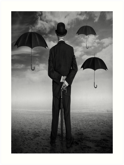 Magritte Style by Patricia Jacobs DPAGB LRPS BPE4