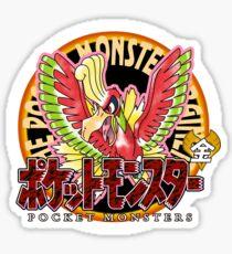 Pokemon Returns: Gold Sticker