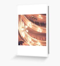 Colon Theatre  Greeting Card