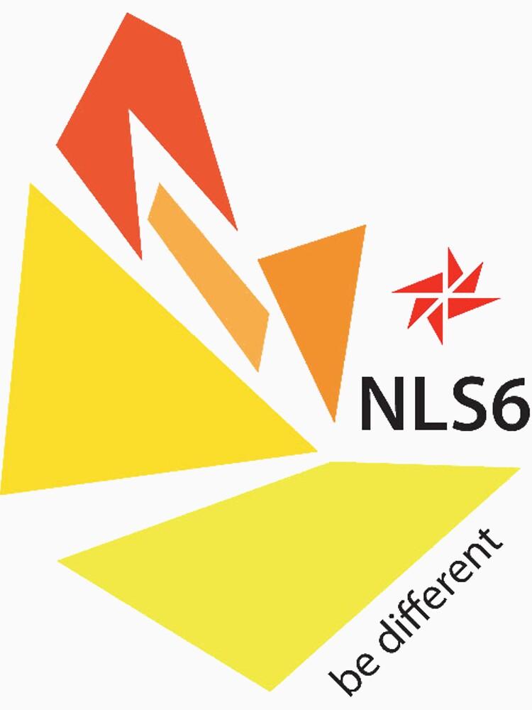 NLS6 logo by nls6
