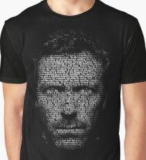 House MD made with text Graphic T-Shirt