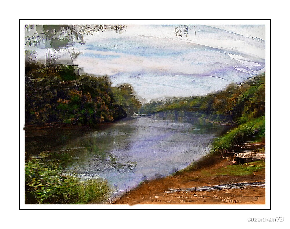 The Great Pee Dee River by suzannem73
