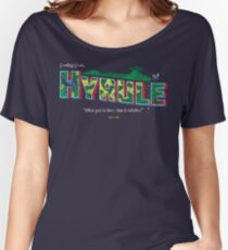In the land of the princess Women's Relaxed Fit T-Shirt