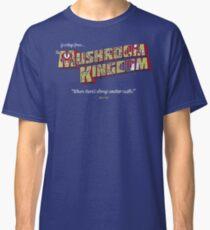 Plumbers vacation spot Classic T-Shirt