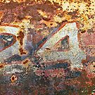 '24' Patina Wall Art by HoskingInd