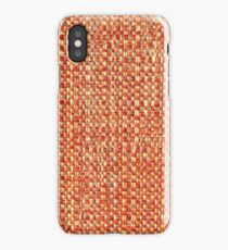 Fabric textile iPhone Case/Skin