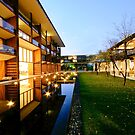 contemporary architecture by naphotos