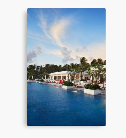 relax place Canvas Print
