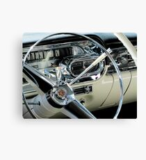 Classic Chrysler Car Canvas Print