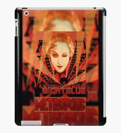 METROPOLIS - Yoshiwara Nightclub iPad Case/Skin