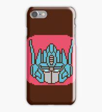 Pixel Optimus [IDW] iPhone Case/Skin