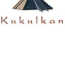 Pyramid of Kukulkan by Ninjangulo