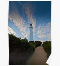 Aireys Inlet Lighthouse, Victoria Poster